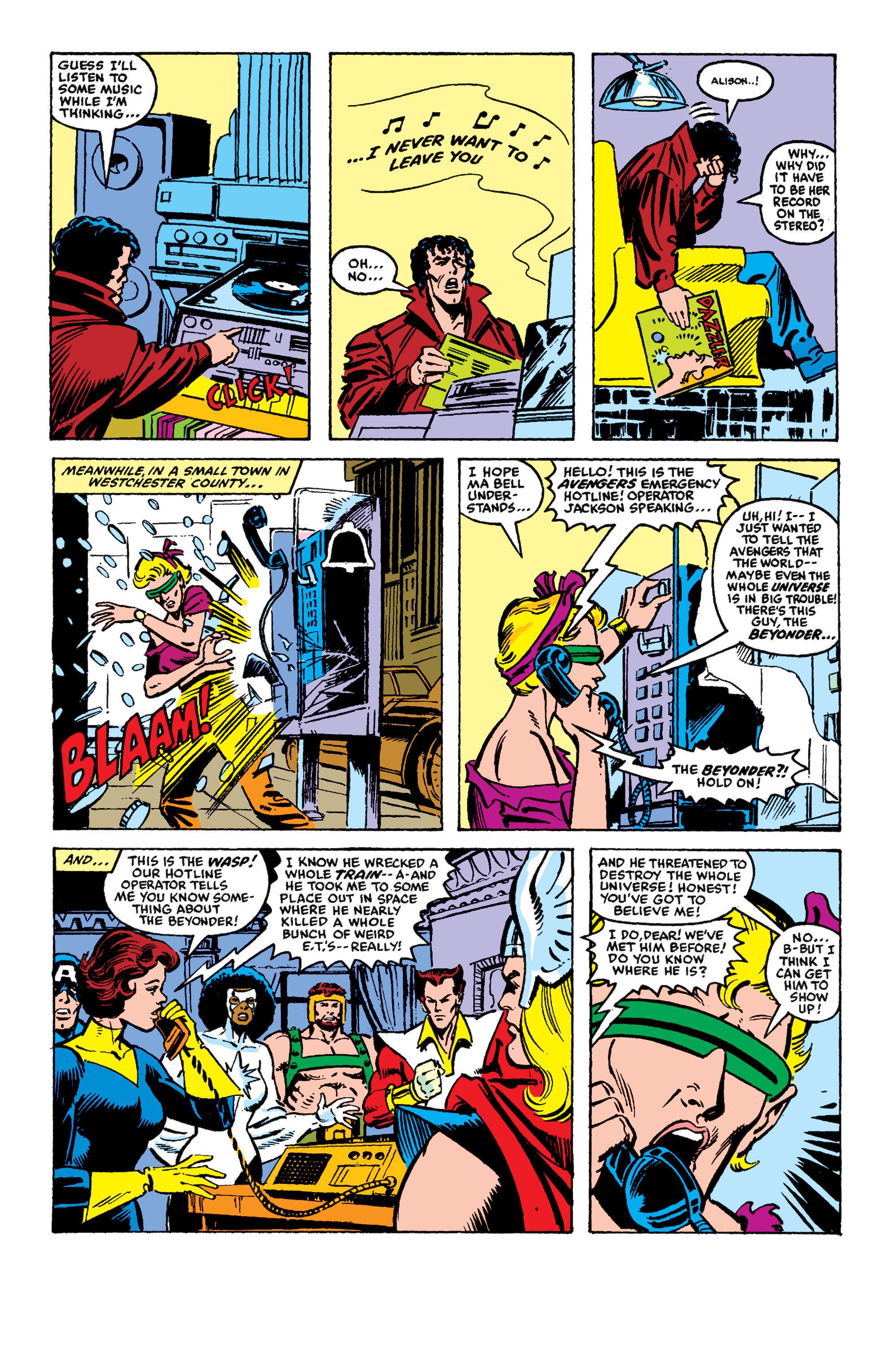 Read online Secret Wars II comic -  Issue #5 - 23