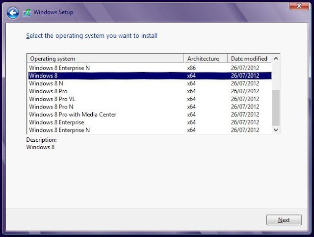 Windows 10 Pro Final Original Microsoft Vlsc: ::cool.:.boy::: Windows 8 All In One ( AIO ) 16 In 1 RTM