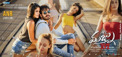 Mr. Majnu First Look Poster 1