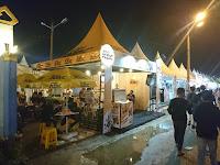 Stand Kopi ABC di Lampung Fair 2019, Tempat Nongkrong Asik