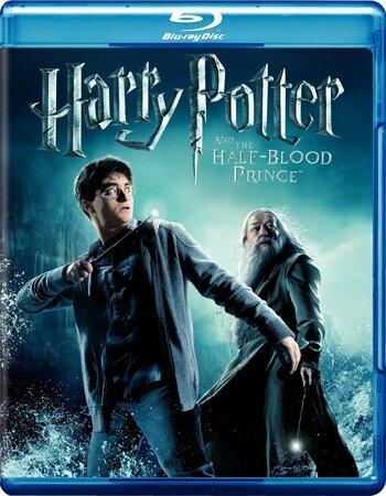Harry Potter 6 (2009) Dual Audio Hindi 720p BluRay x264 1GB ESubs Movie Download