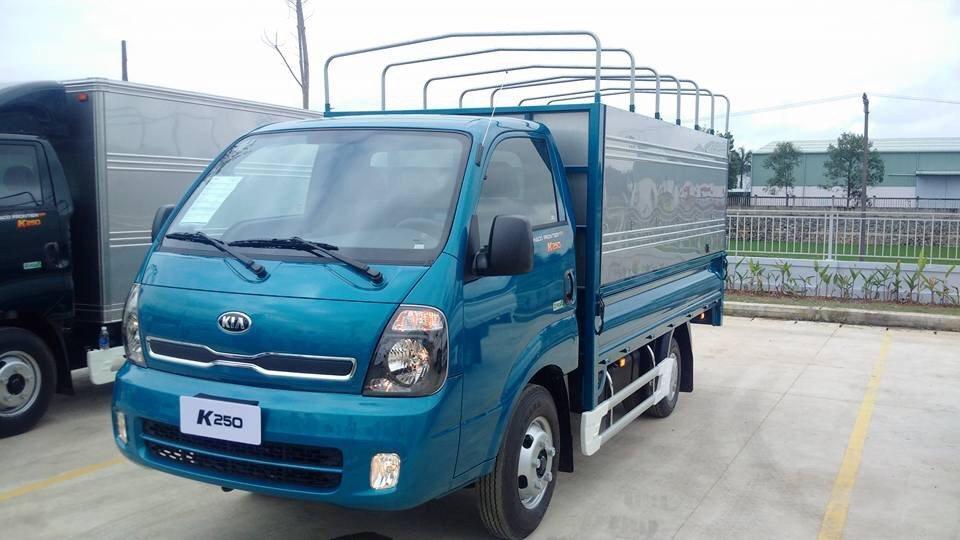 Xe tải Thaco K200 tại Hải Phòng sản phẩm mới nhất trên thị trường