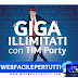 TIM Giga Illimitati con TIM Party - Ecco tutto quello che c'è da sapere, e come iscriversi