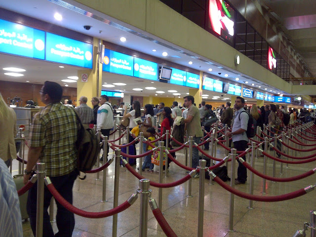 Dubai 2013 / Part 1 - Bertandang ke Dubai lagi