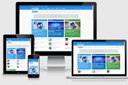 Download Template Masign Magz Premium Free | Download Gratis