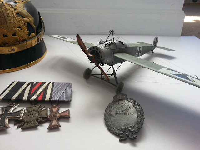 Wingnut Wings 1/32 scale model Fokker Eindecker