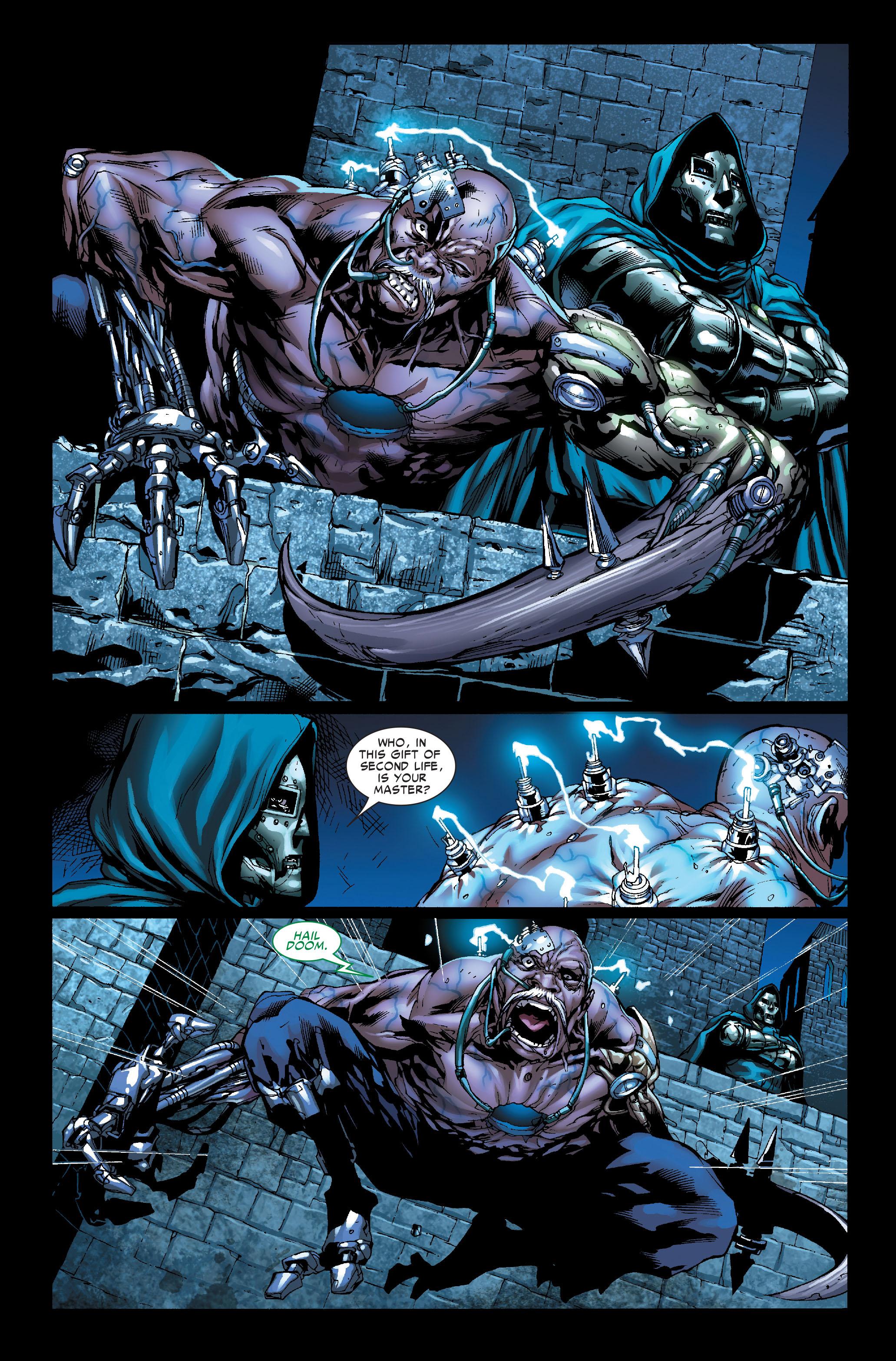 Thor (2007) Issue #604 #17 - English 20