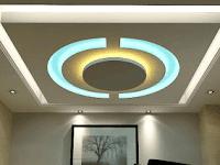 Contoh Inspirasi Model Plafon Gypsum Kamar Minimalis Terbaru
