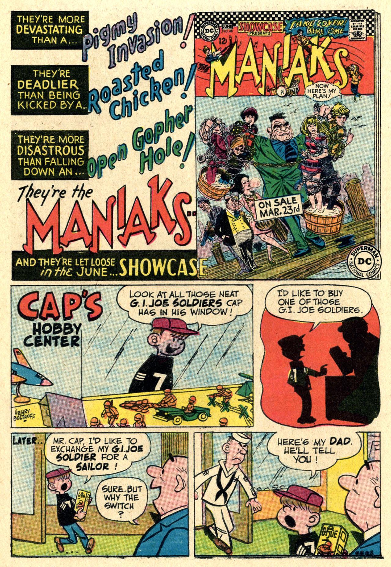 Detective Comics (1937) 363 Page 21
