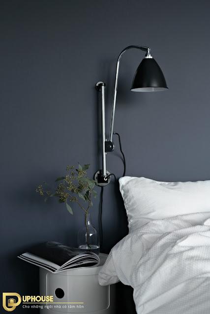 Phòng ngủ màu đen 06
