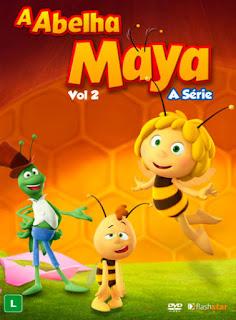 A Abelha Maya: A Série - Vol. 2 - DVDRip Dublado