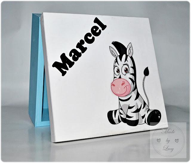 Marcelkowa Zebra  :)