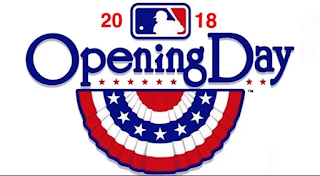 2018 MLB Opening Day DFS Projections DraftKings FanDuel