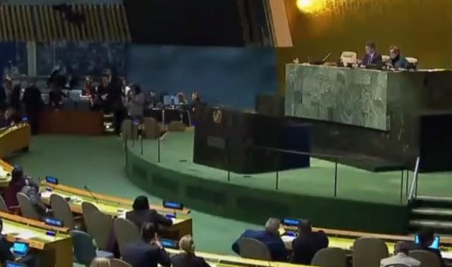 Palestina Menang Voting PBB Atas Yerusalem Dengan 128 Dukungan