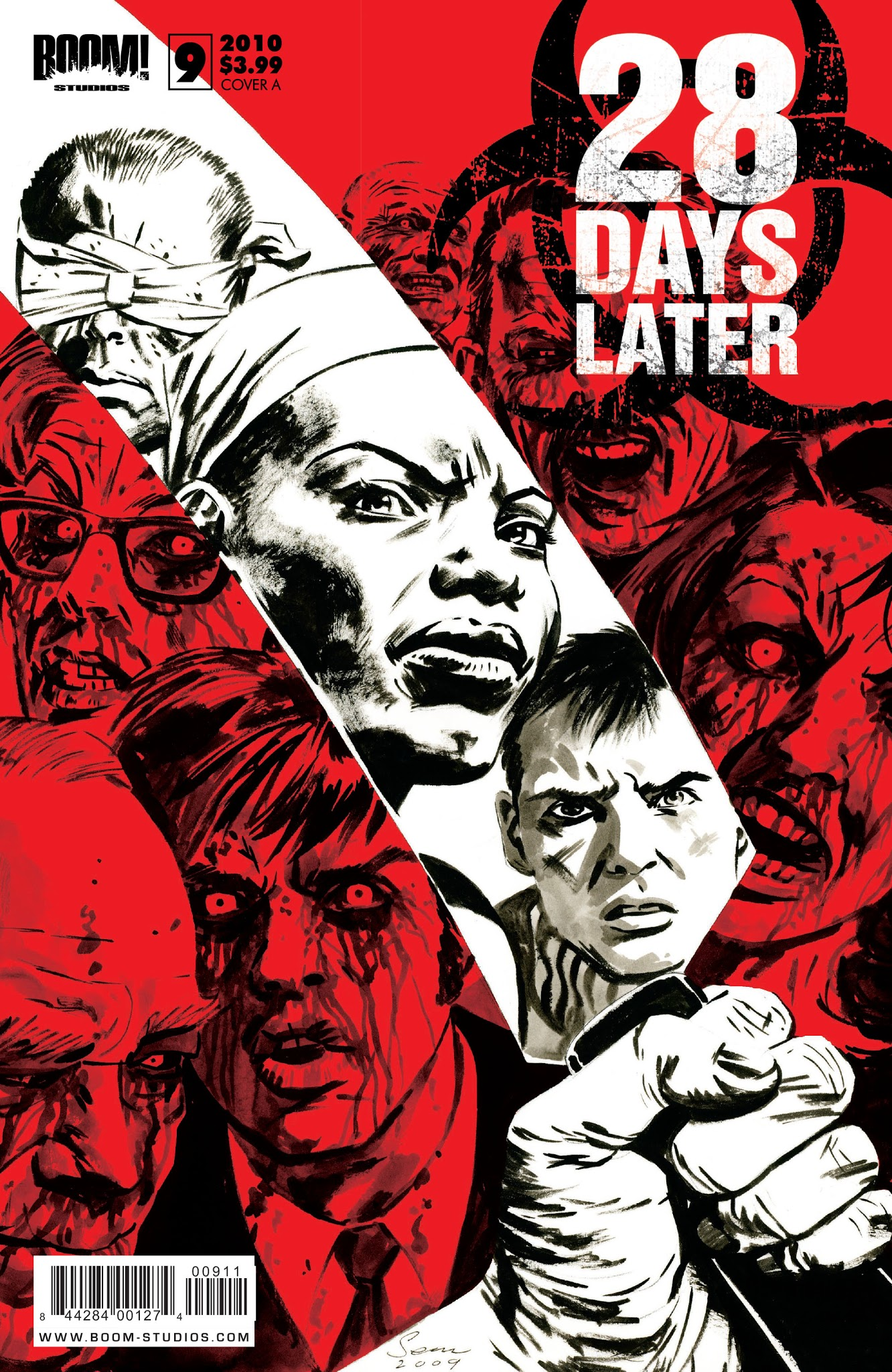 28 Days Later 9 Page 1