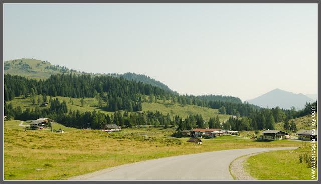 Carretera Panoramica Postlam (Austria)