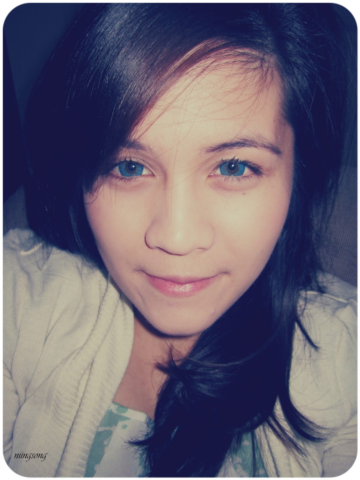 Asian With Blue Contacts 120