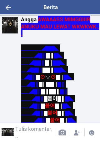 4400 Kode Gambar Keren Fb Terbaik