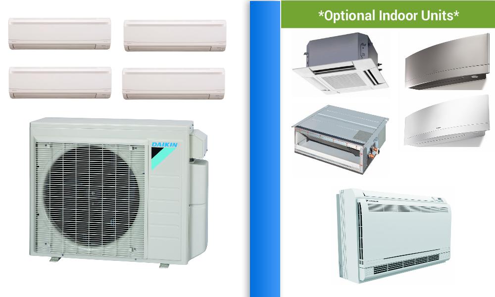All New Mini Split Ductless HeatPump Systems: June 2018