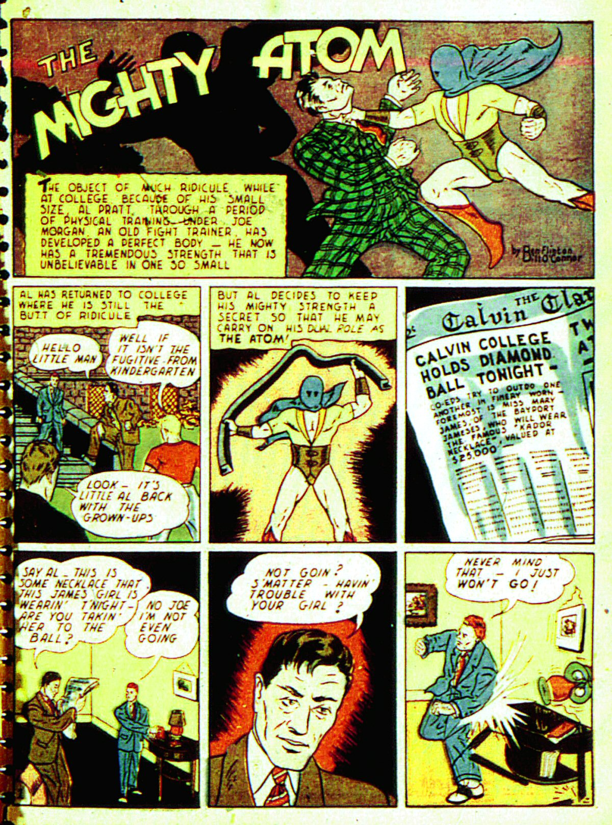 Read online All-American Comics (1939) comic -  Issue #20 - 22