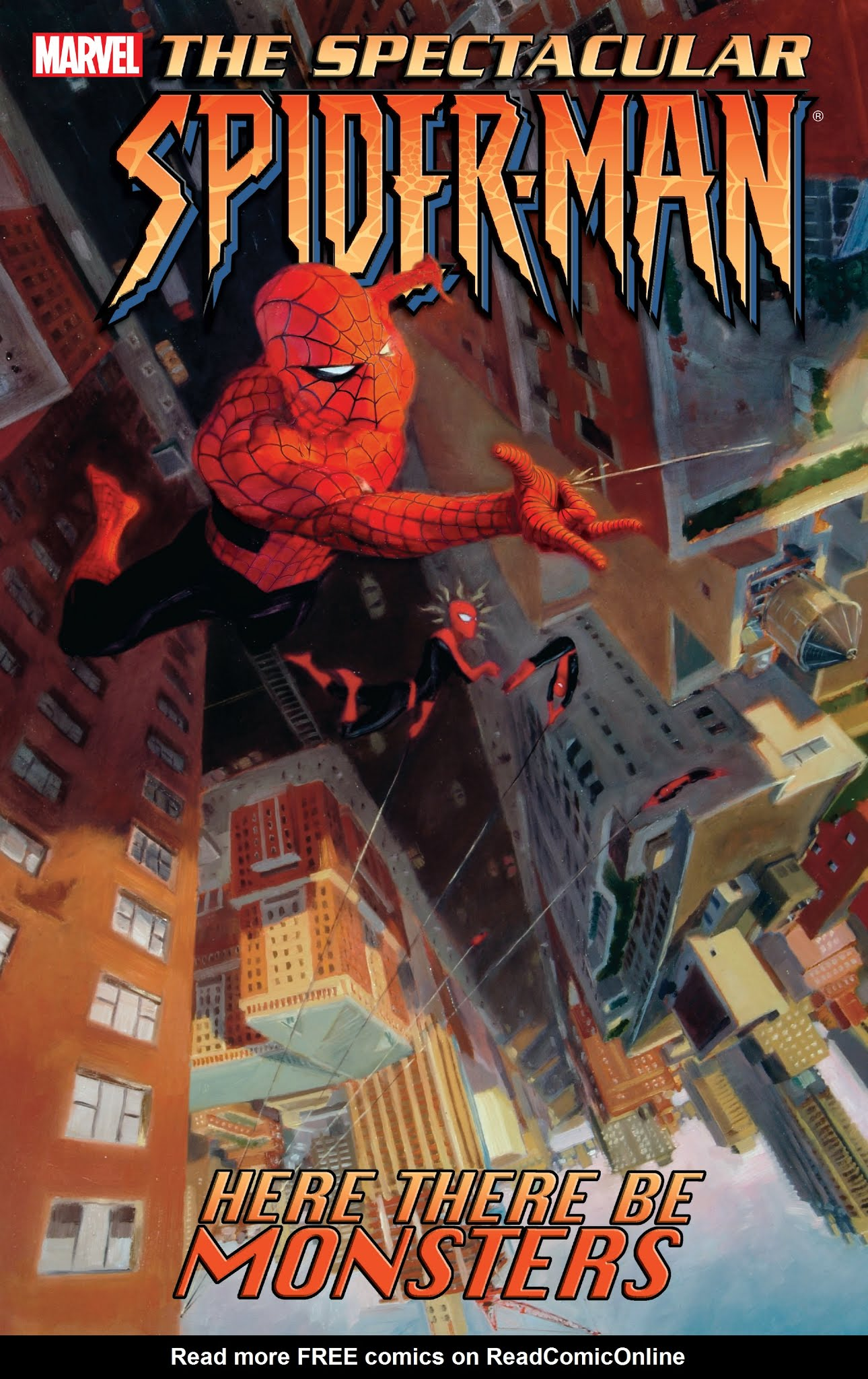 The Spectacular Spider-Man (2003) _TPB_3 Page 1