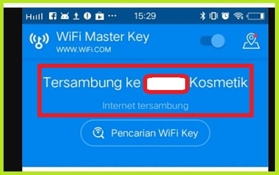 Cara Hack WIFI Menggunakan WiFi Master Key 6