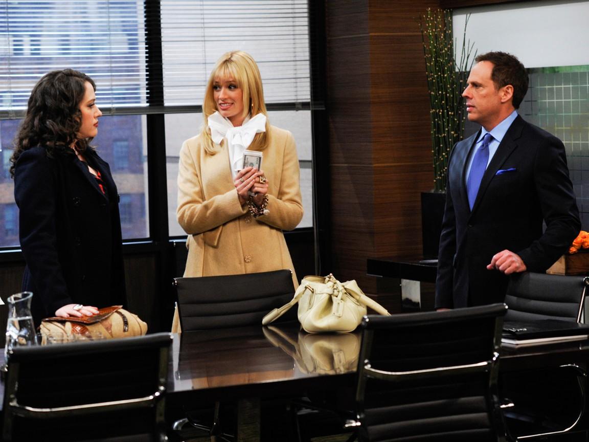 2 Broke Girls - Season 1 Episode 20: And the Drug Money