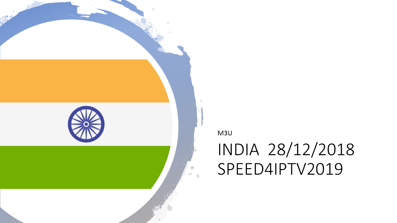IPTV india High Quality server HD free limited 28/12/2018