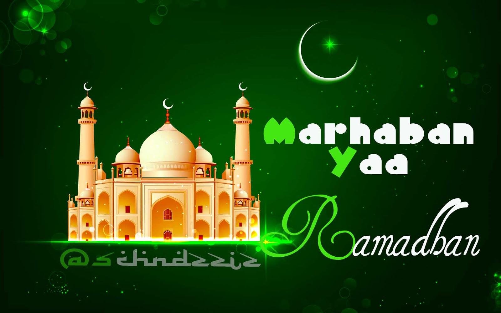 Koleksi Sketsa Gambar Tentang Ramadhan