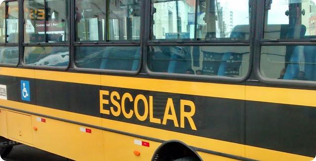 VIOLÊNCIA SEM FIM: Mais um ônibus escolar é assaltado nesta quinta-feira, 31, em Alagoinhas