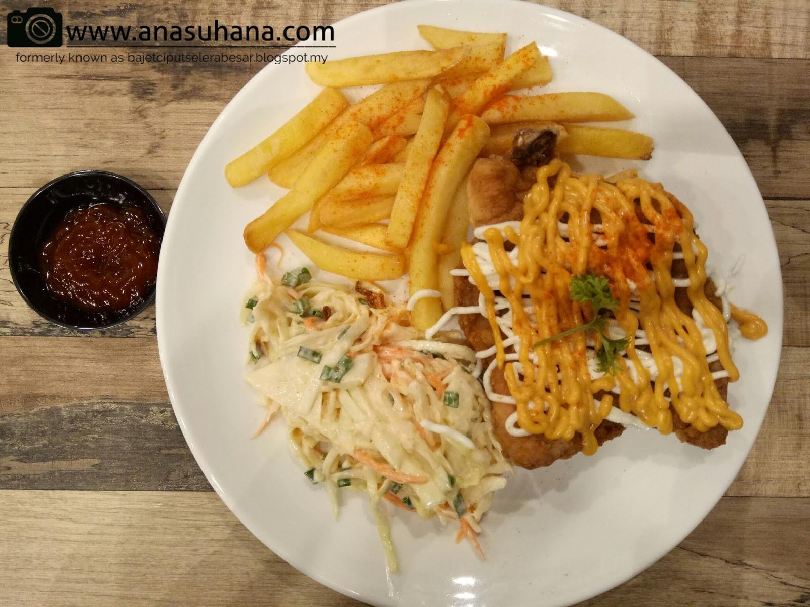 Makan-makan di Makan Culture Melawati Mall