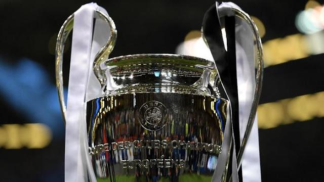 Ini 32 Tim di Fase Grup Liga Champions 2019/2020