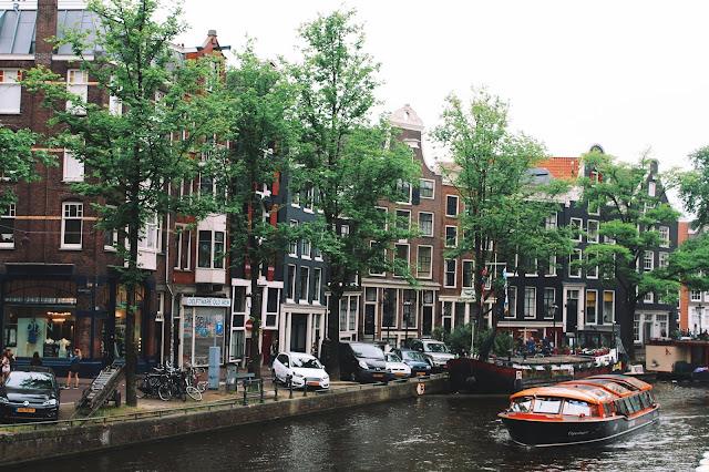 Por Amesterdão - Parte 1