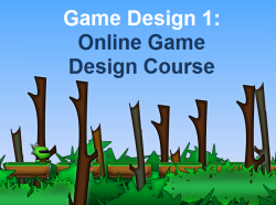 Game Design ! online course