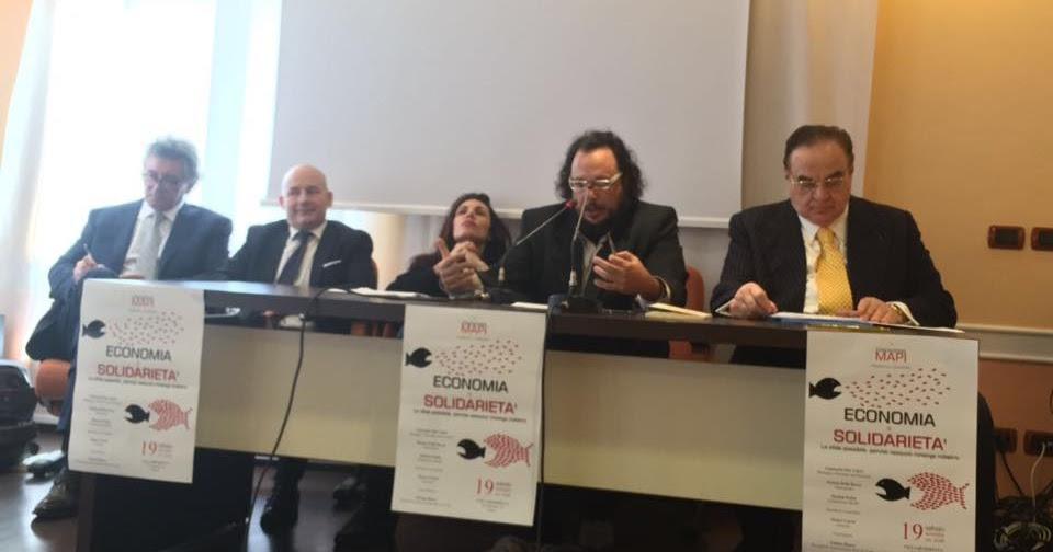 Giancarlo Elia Valori con Tiziano Busca. «Un mondo più giusto è possibile»