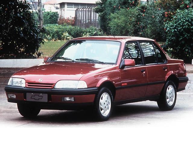 Chevrolet Monza  1992