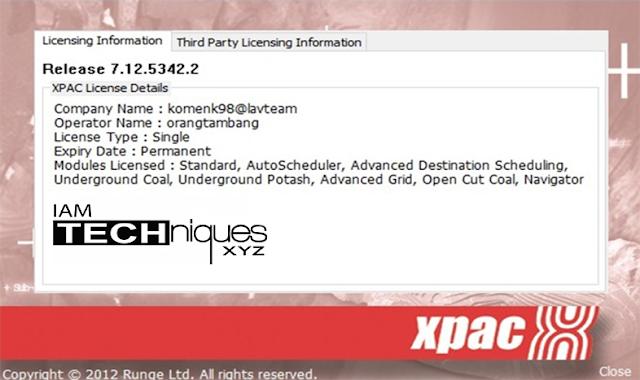 XPAC v7.12