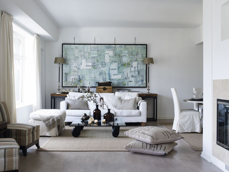 Neutral harmony - Harmony in interior design ...