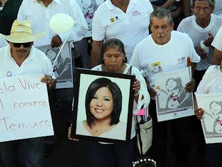 Detienen a 2 implicados en la muerte de la alcaldesa de Temixco
