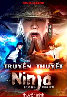 Truyền Thuyết Ninja