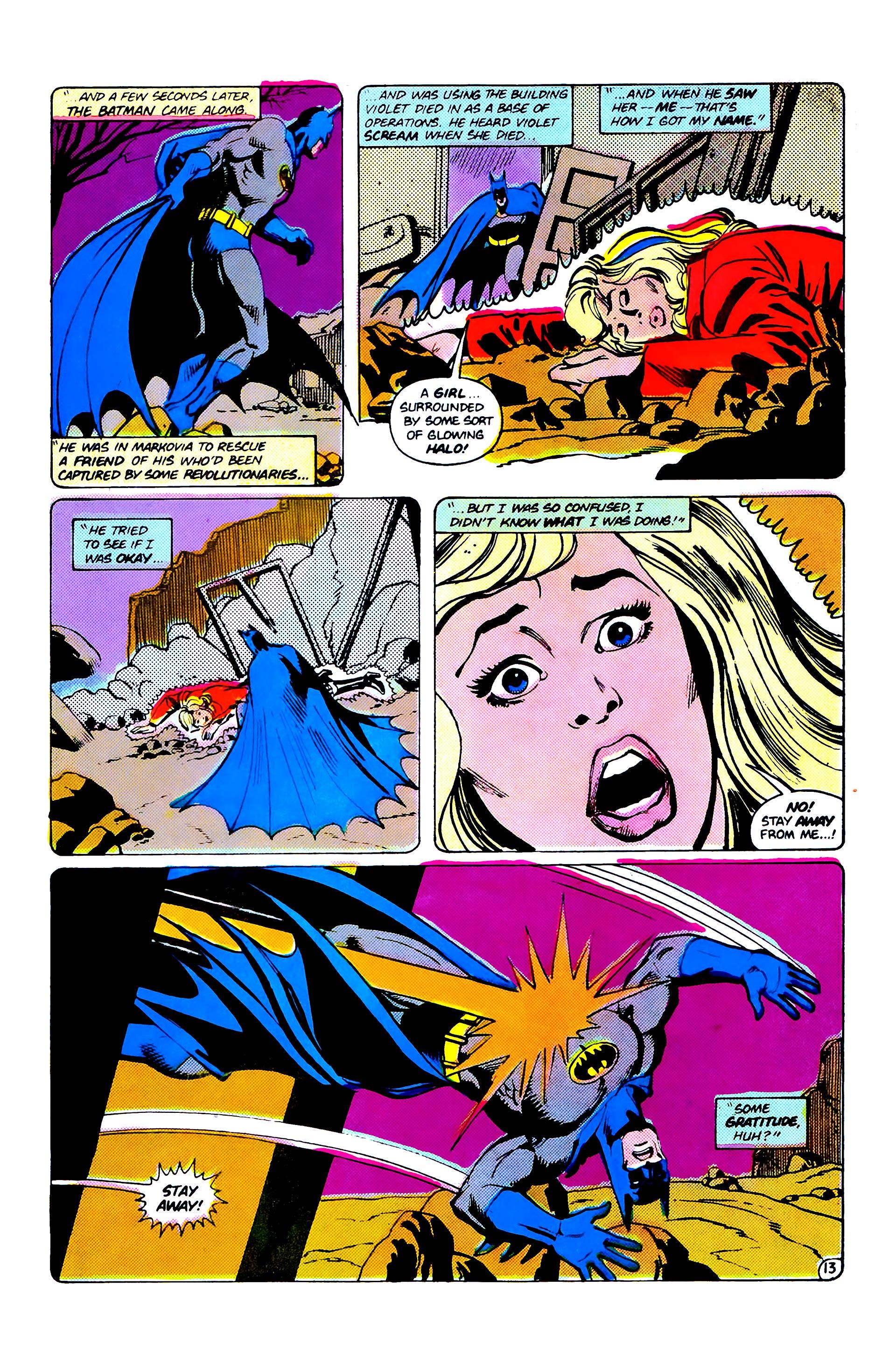Read online Secret Origins (1986) comic -  Issue #6 - 39