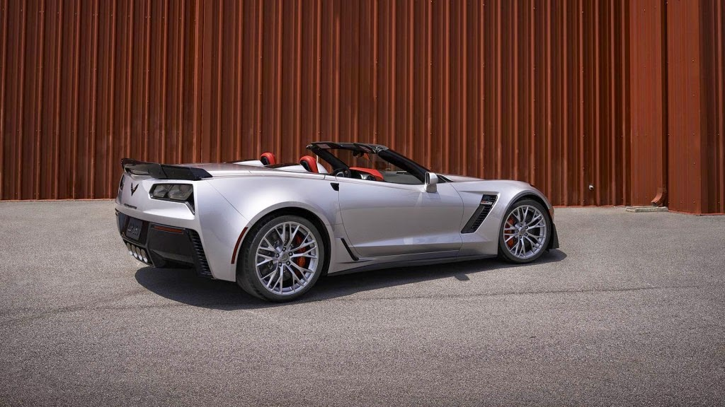 2015 Chevrolet Corvette Z06 Convertible