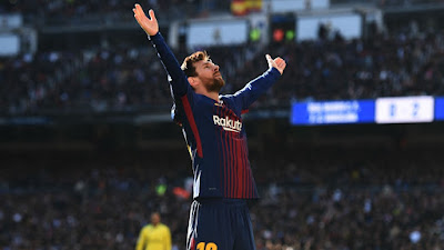 Lionel Messi Barcelona - Judisessions