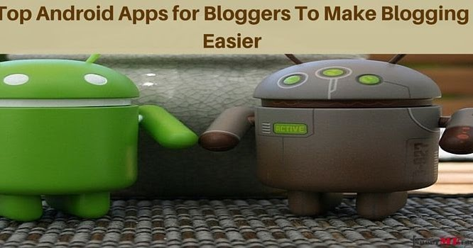 best android blog app