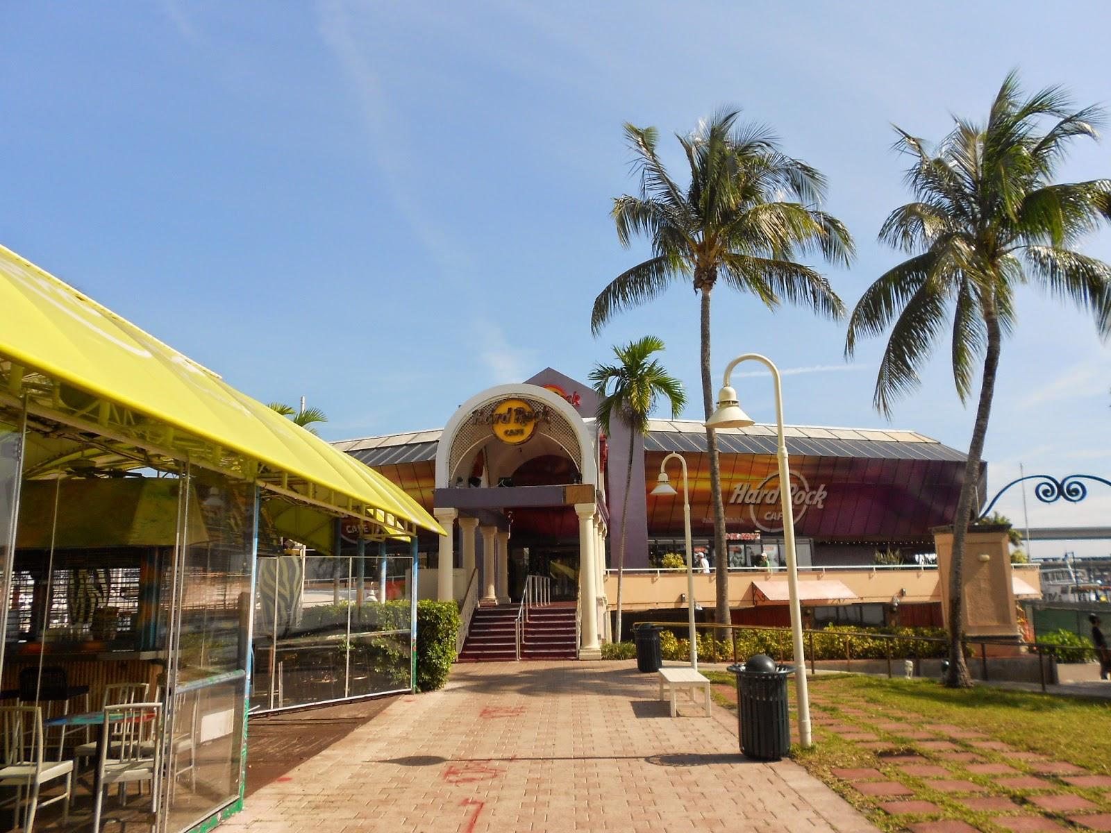 Hard Rock Café - Bayside - Miami