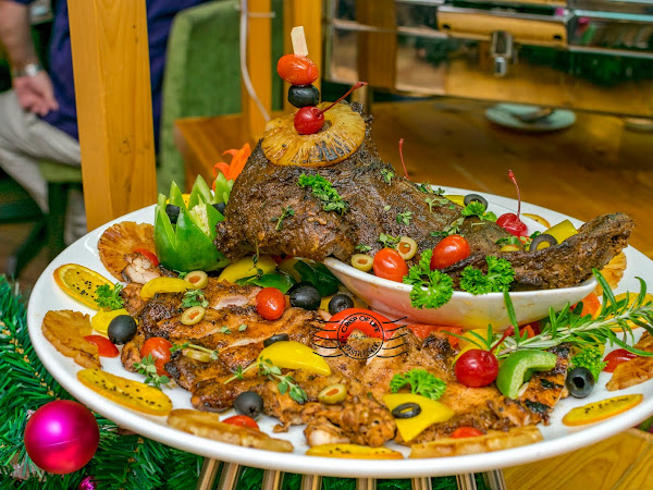 Ixora Hotel Christmas Buffet 2018