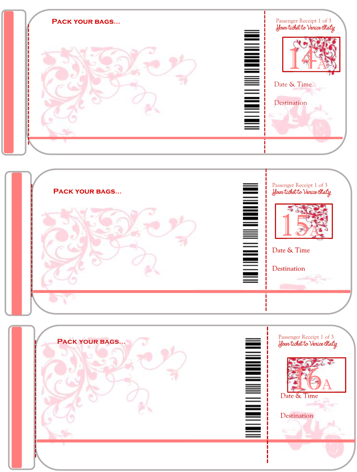 Smart image with regard to free printable passport template