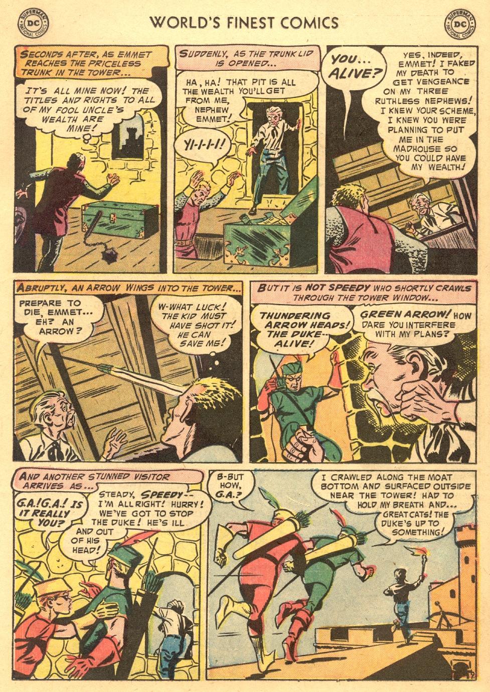 Read online World's Finest Comics comic -  Issue #70 - 29