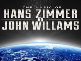 Review The Music Of Hans Zimmer Vs John Williams Albiemedia