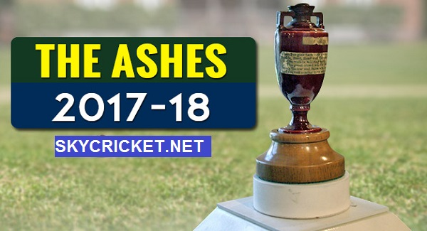 The Ashes 2017-18 Trophy